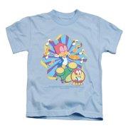 Woody Woodpecker Boys' Rockin Baby Childrens T-shirt Blue