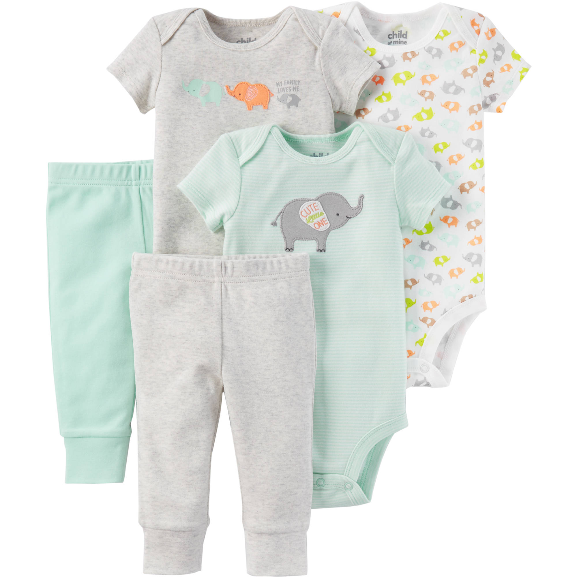 Baby & Toddler Clothing - Walmart.com