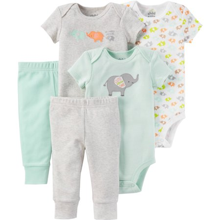 Baby & Toddler Clothing - Walmart.com