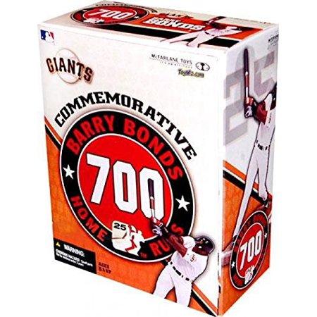 McFarlane Barry Bonds 700 Home Runs Commemorative Action Figure Box Set [Toy] - image 1 de 1