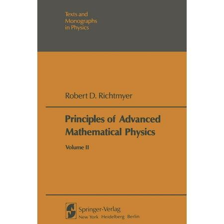 Principles of Advanced Mathematical Physics : Volume II ()