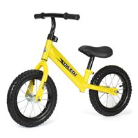 Balance Bike for Toddlers and Kids for Ages 2-5, with Secure grip handlebar and Adjustable seat, No Pedal Bike Toddlers and Kids, Best birthday gifts for boys and girls