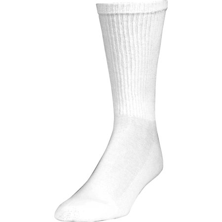 Gildan Men's Performance Cotton moveFX Crew Socks 12-Pack 2pk Cotton Sock