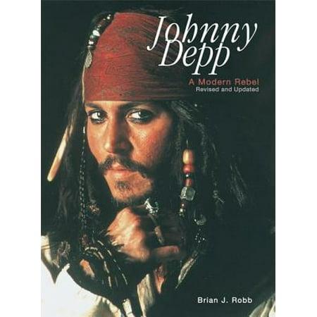 Johnny Depp : A Modern Rebel - Happy Halloween Johnny Depp