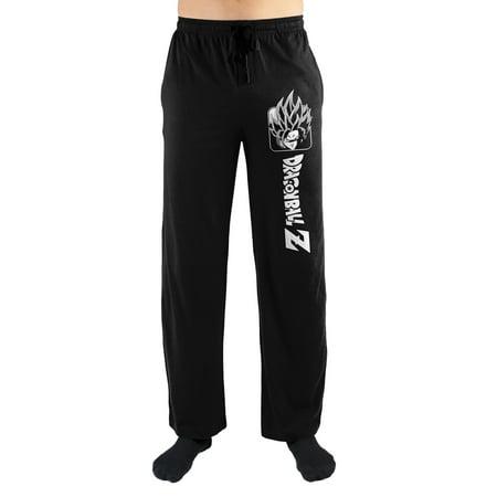 DragonBall Z Men's Vegeta Print Sleep Pant](Dragon Ball Z Outfit)