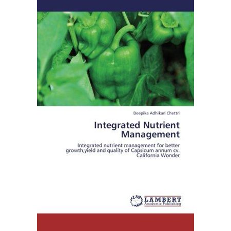 Integrated Nutrient Management