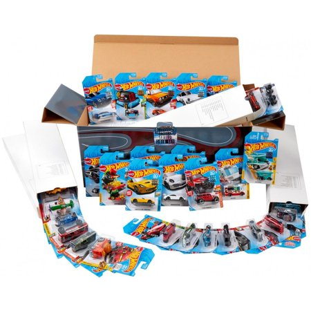 Hot Wheels 2018 105 Car Collector Set 164 Scale Set 24