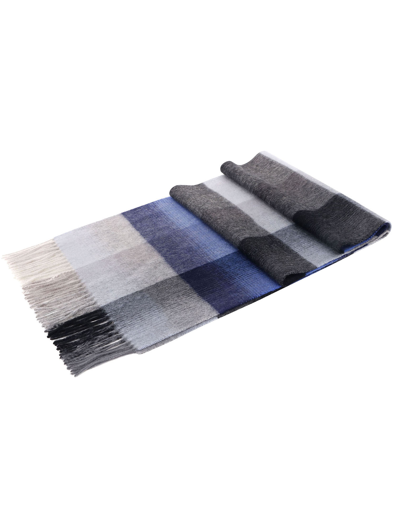 "Luxurious Men's Cashmere Scarf Wraps Shawls Stole w/ Gift Box, 64.5"" x 11.8"""