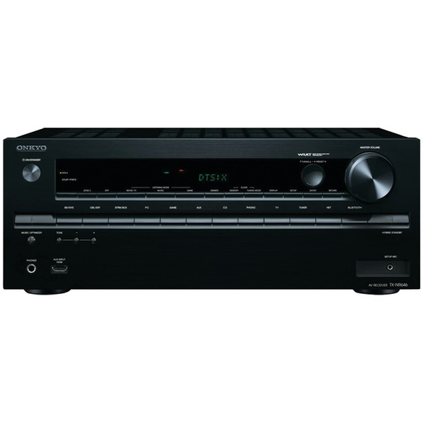Onkyo TX-NR646 7.2-Channel Network A V Receiver by Onkyo