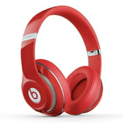 Refurbished Beats Studio Wireless Over-Ear Headphone - Red