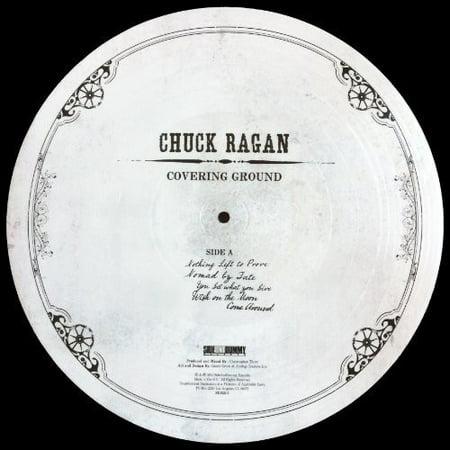 Chuck Ragan - Covering Ground - Vinyl Ground Chuck Burgers