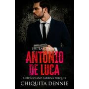 The Early Years-Antonio De Luca - eBook
