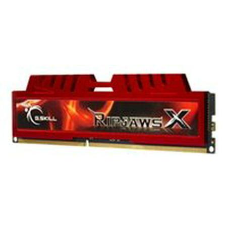 G.Skill F3-12800CL10S-8GBXL Ripjaws X 8GB (1x8GB) DDR3-1600MHz Memory