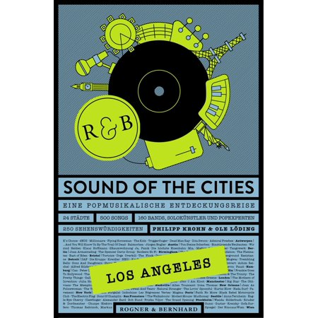 Party City In Los Angeles (Sound of the Cities - Los Angeles -)