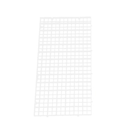Isolation Board Divider Filter Aquarium Net Egg Net Crate Separate Board for Fish Tank