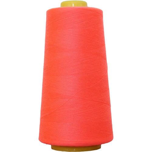 56 Colors Available Threadart Polyester Serger Thread Neon Flamingo 2750 yds 40//2