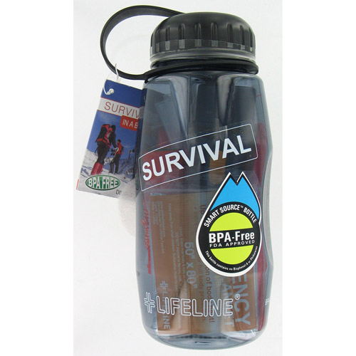 Lifeline First Aid Llc 4742 Survival In A Bottle by Lifeline First Aid Llc