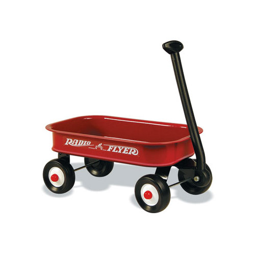 Radio Flyer W5 Toy Wagon 12. 25 X7. 12 inch