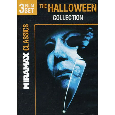 Halloween Collection ( (DVD)) (Ian Currie Halloween)