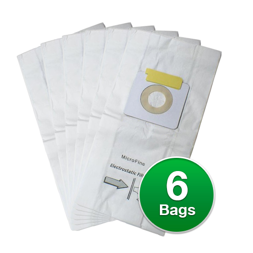 Replacement Vacuum Bags for Samsung 840 / VP-U100 Vacuums 2Pk
