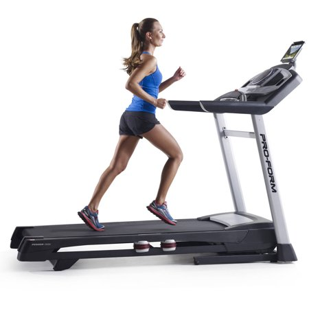 Proform Power 995I Treadmill With Running Deck And 15  Power Incline