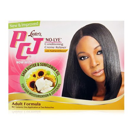 Lustre Creme - Lusters Pcj No Lye Conditioning Creme Hair Relaxer Adult Formula, 1 Ea