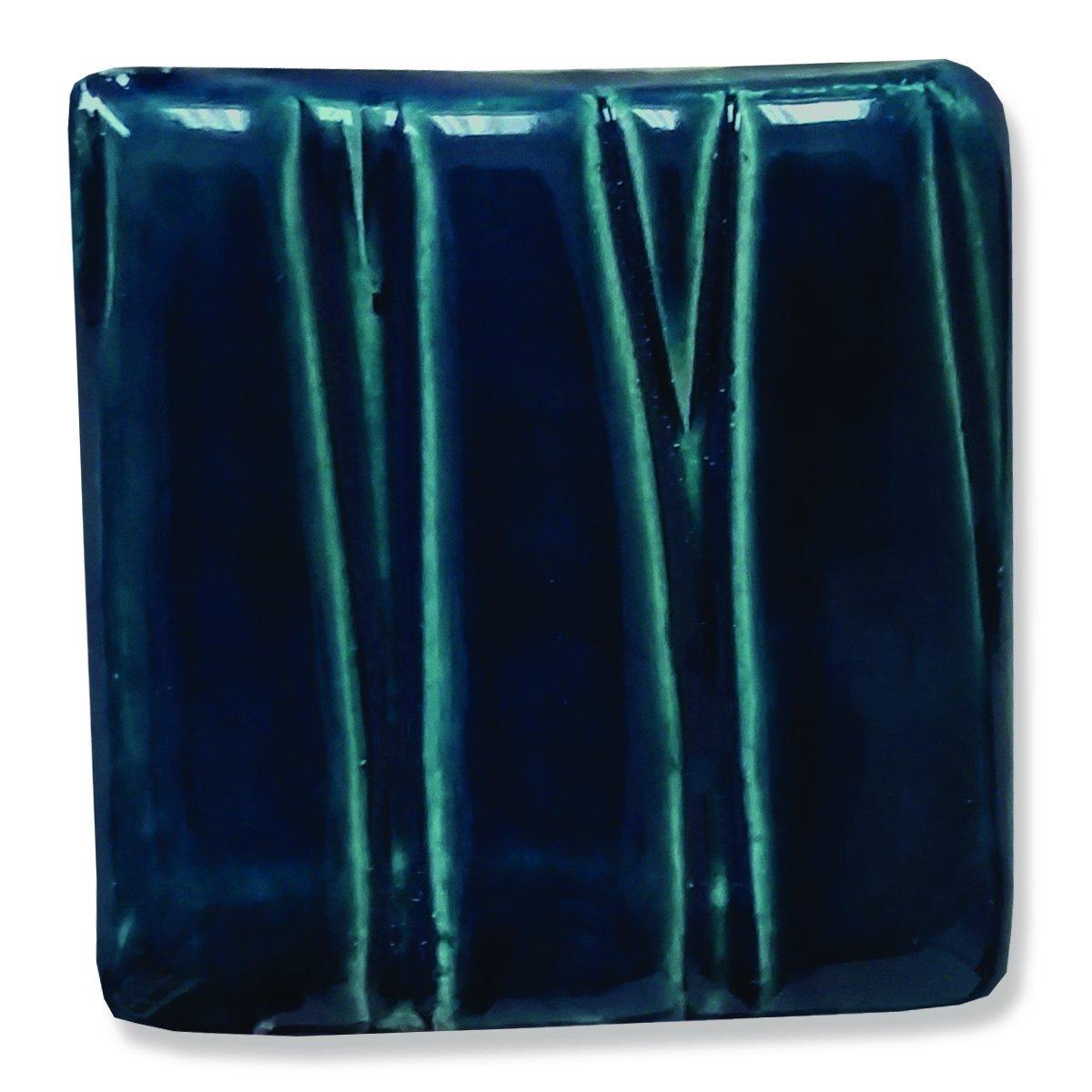 Speedball Art 16 oz. (pint) Earthenware Glaze--Sea Blue