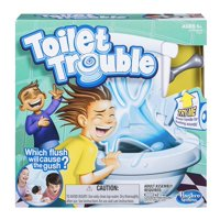 Games Toilet Trouble, Hilarious game for kids and families By Hasbro