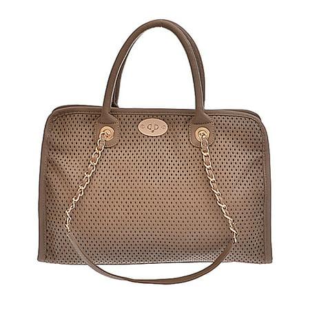- Womens Designer  Satchel Handbag