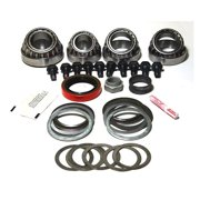 Alloy USA This differential master overhaul kit from Alloy USA fits 92-06 Jeep Cherokees and Wranglers with a Dana 30 front axle. 352031