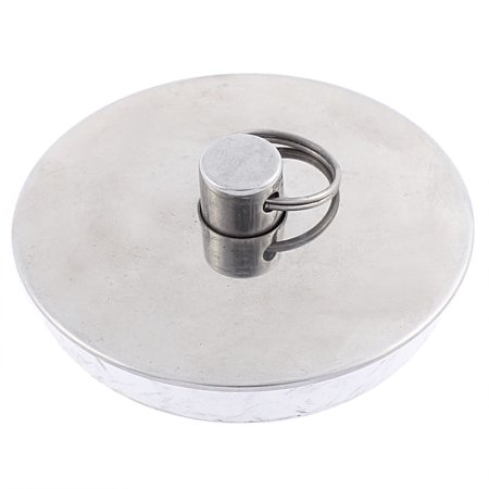 Metal Water Drain Sink Strainer Stopper Cover 2 Quot Dia For