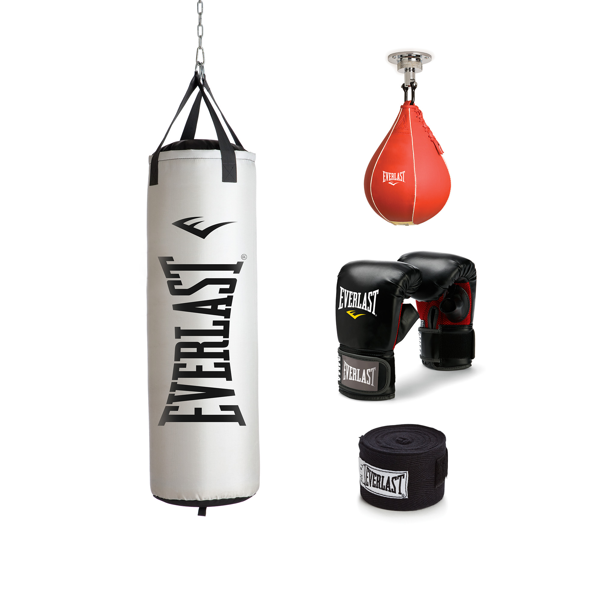 70 lb Platinum Heavy Bag Kit