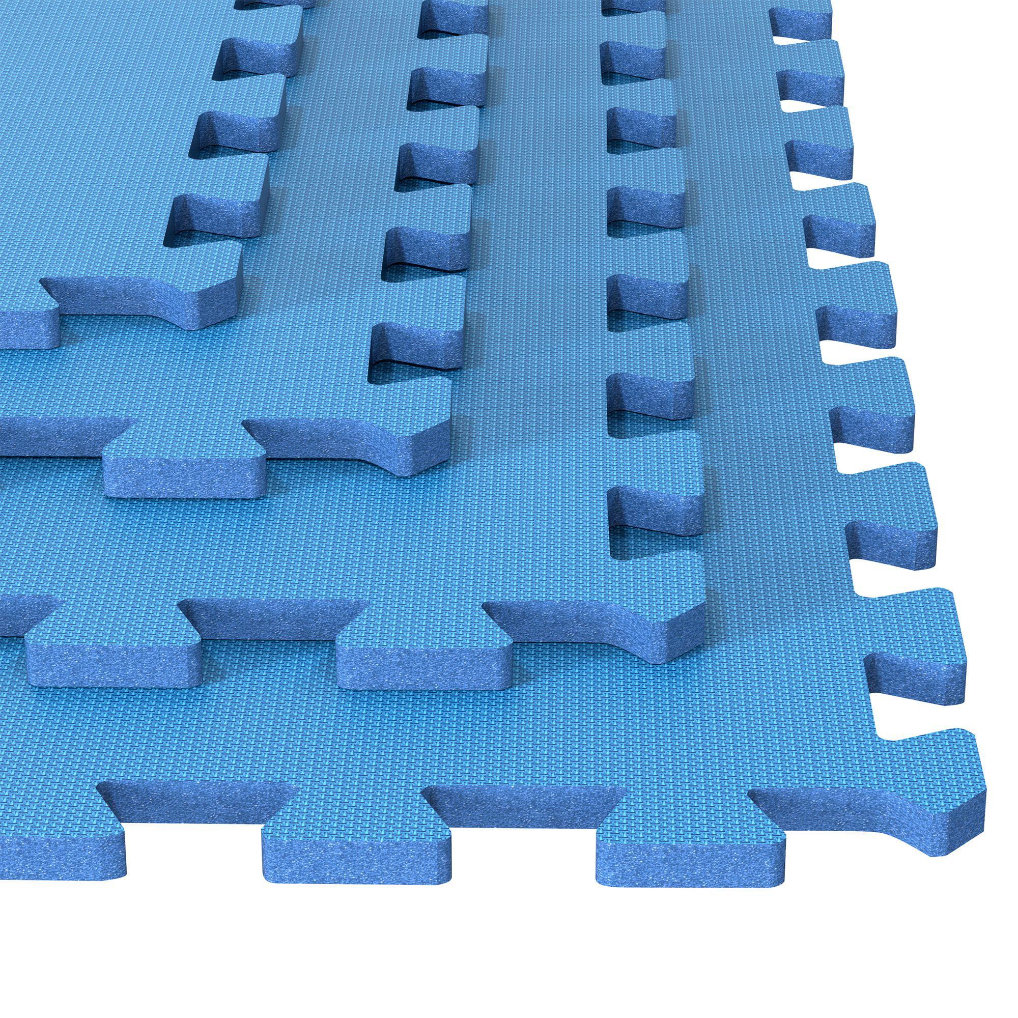 Foam Mat Floor Tiles Interlocking Ultimate Comfort Eva Padding Stalwart Soft Flooring