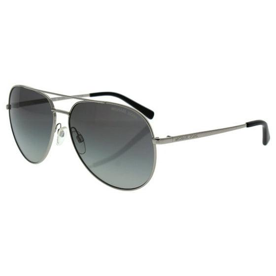 8ffb0547ffe03 Michael Kors - Michael Kors MK 5009 102711 Rodinara - Silver Grey Gradient  by Michael Kors for Women - 58-13-135 mm Sunglasses - Walmart.com