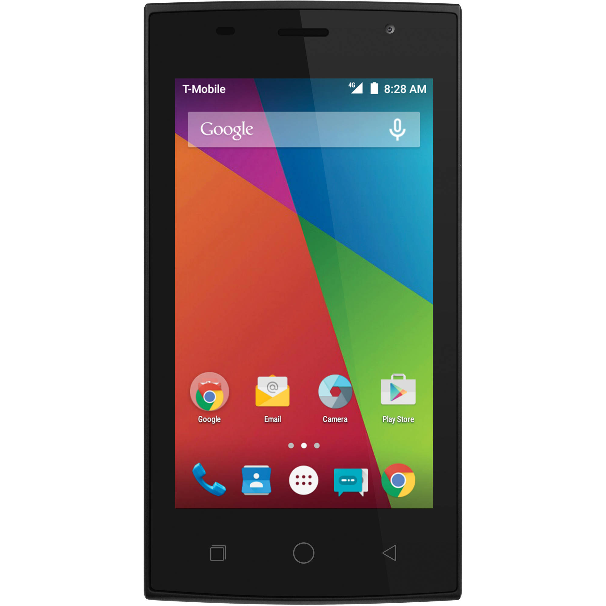 T-Mobile Coolpad Rogue Prepaid Smartphone