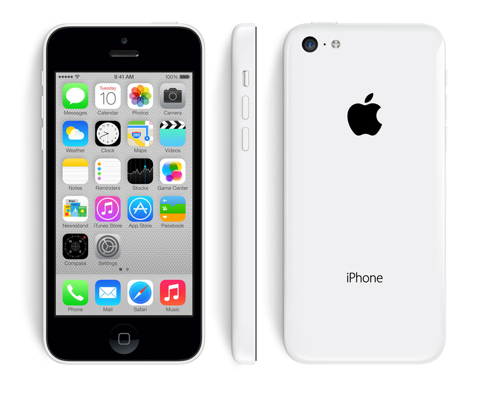 Our very best Refurbished iPhone 5c: