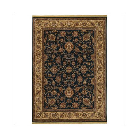 Shaw rugs renaissance monaco navy oriental rug - Shaw rugs discontinued ...
