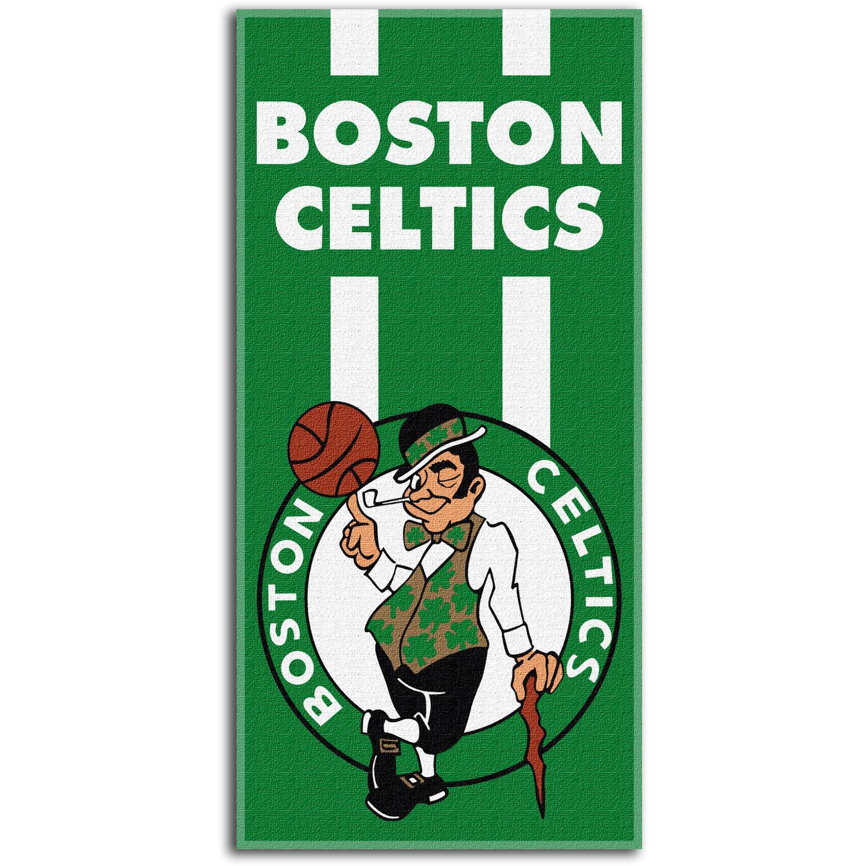 "NBA Boston Celtics ""Zone Read"" 30"" x 60"" Beach Towel"