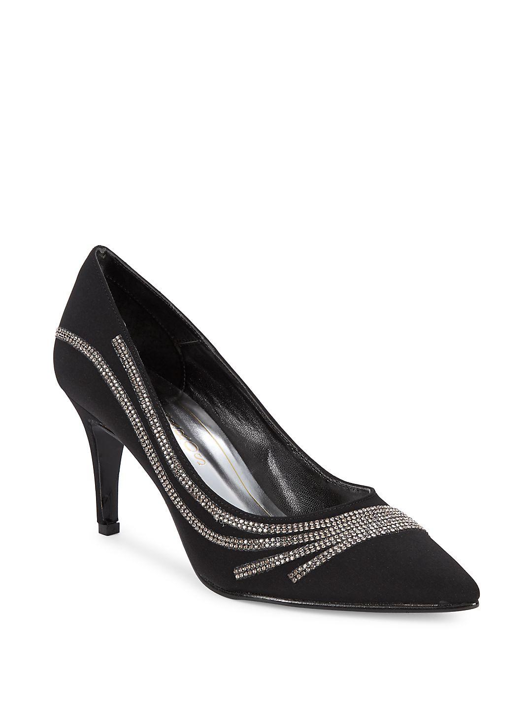 Outright Bejeweled Pumps