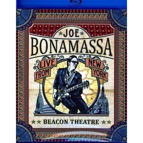 Uni Dist Corp Bonamassa J-beacon Theatre-live From New York [blu Ray]