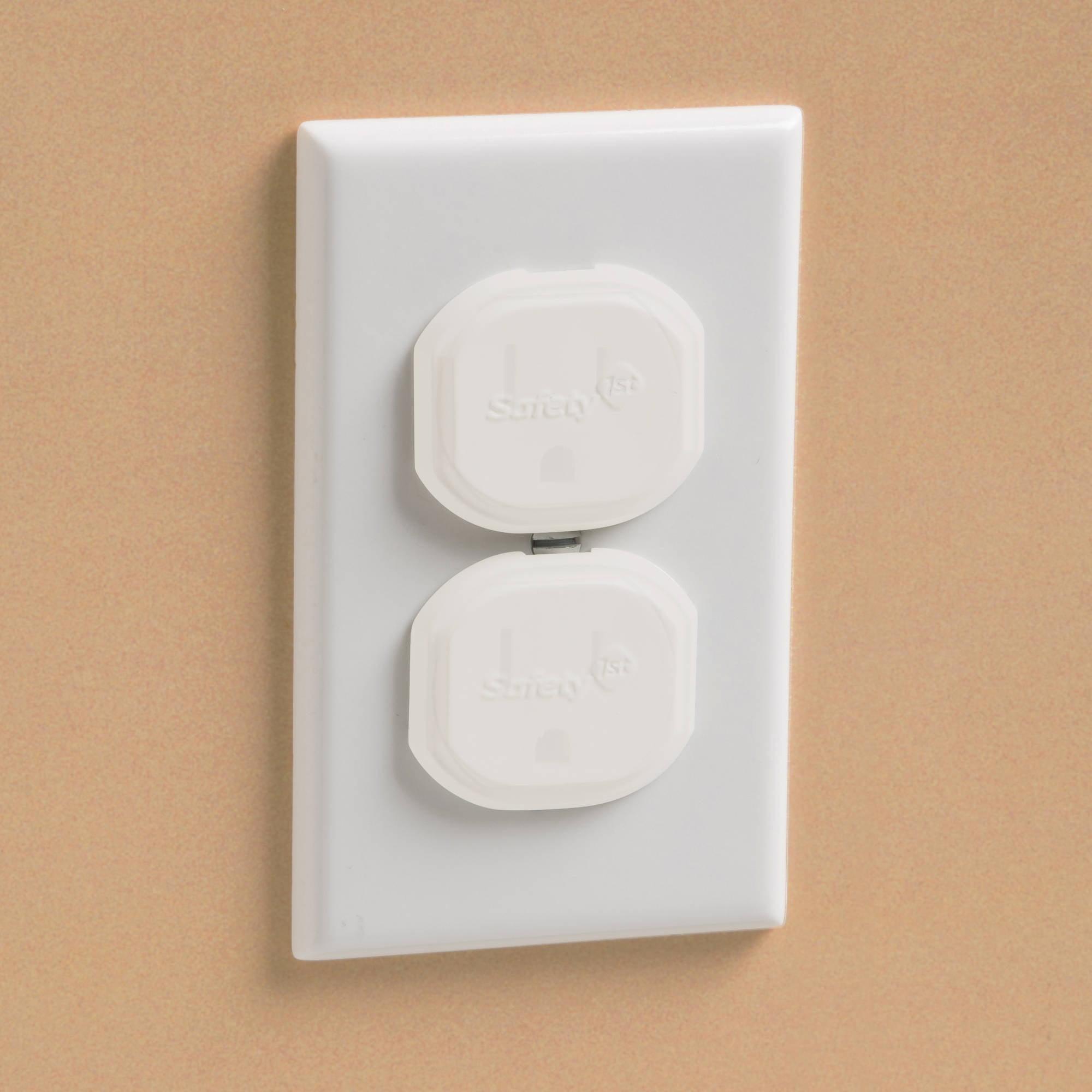 babyproofing walmart com safety 1st plug protectors 24 pack