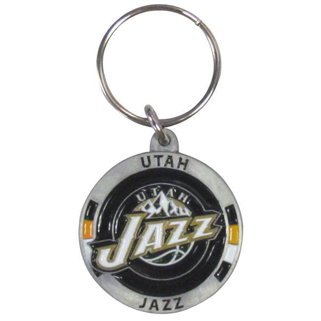 Hillman Group 712328 UPC Flag NBA Keychain - Utah Jazz - 5 Piece - image 1 of 1