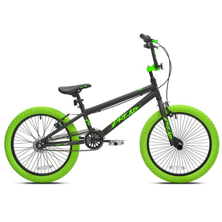 Kent, Dread BMX Bicycle, Boy's, Green, 20