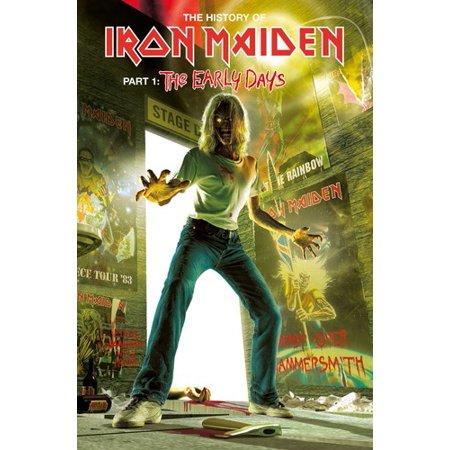 Halloween Is My Name Iron Maiden (Iron Maiden Part 1-The Early Year)