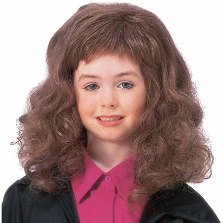 Harry Potter Hermione Granger Wig Halloween Accessory - Easy Hermione Costume