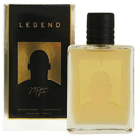 2 Pack - Michael Jordan Legend Cologne Spray 3.40