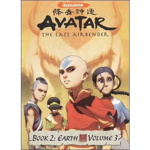 Avatar: The Last Airbender - Book 2: Earth, Vol. 3 (Full Frame)