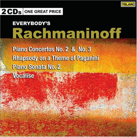 Rachmaninoff: Piano Concertos No 2 & 3 / Various (Rachmaninoff Piano Concerto No 2 Best Recording)