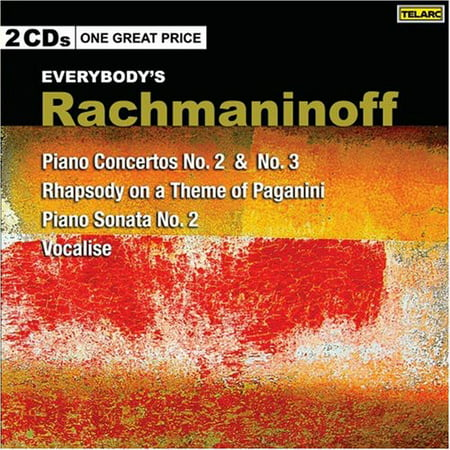 Rachmaninoff: Piano Concertos No 2 & 3 / Various