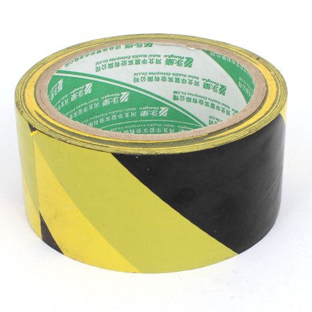 - Unique Bargains Self Adhesive Reflective Hi Vis  Marking Warning Tape 48mm Wide 25M Long